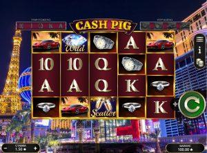 Cash Pig игровой автомат в Пин Ап